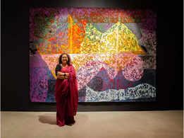 Artist Vaishali Oak's Chromatic Musings exhibition celebrates the metamorphosis of nature