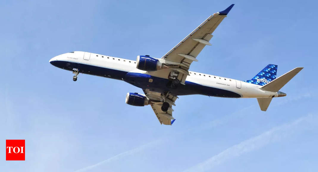 JetBlue to buy sustainable jet fuel for over $1 billion thumbnail
