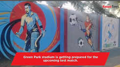 These wall paintings would surely motivate sportspersons