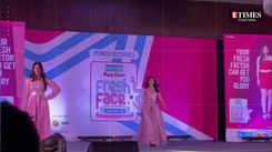 Female finalists set the stage on fire at the finale of Everyuth Pune Times Fresh Face season 13