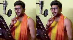 Yash Kumar turns rapper with Bhojpuri song 'Bagi Ballia Ki Shan'