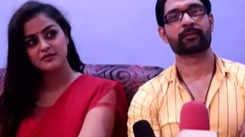 Watch Yamini Singh and Jay Yadav's fun moments during media interaction