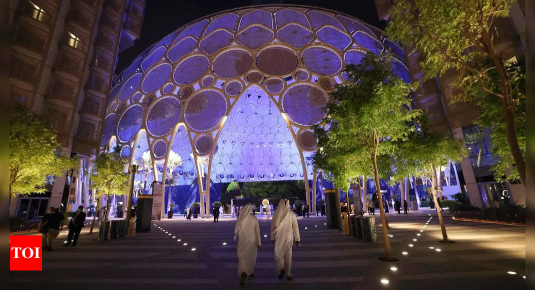 , Expo 2020 Dubai kicks off with lavish opening ceremony, The World Live Breaking News Coverage & Updates IN ENGLISH