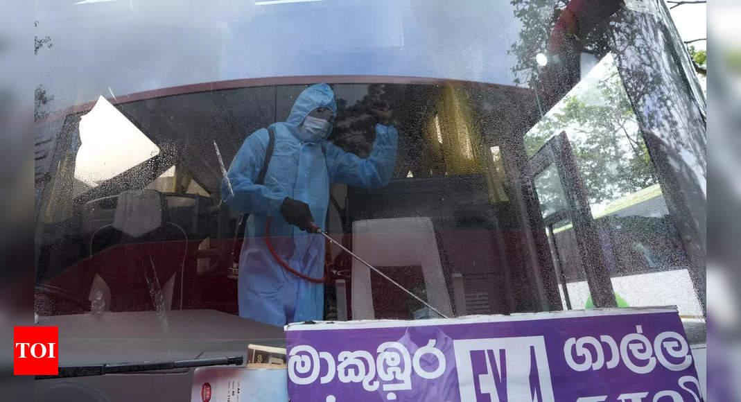 , Lanka lifts 6-week virus lockdown amid economic worries, The World Live Breaking News Coverage & Updates IN ENGLISH