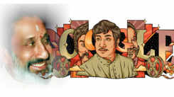 On Sivaji Ganesan's 93rd birth anniversary, Google pays tribute to the legendary actor with a Doodle