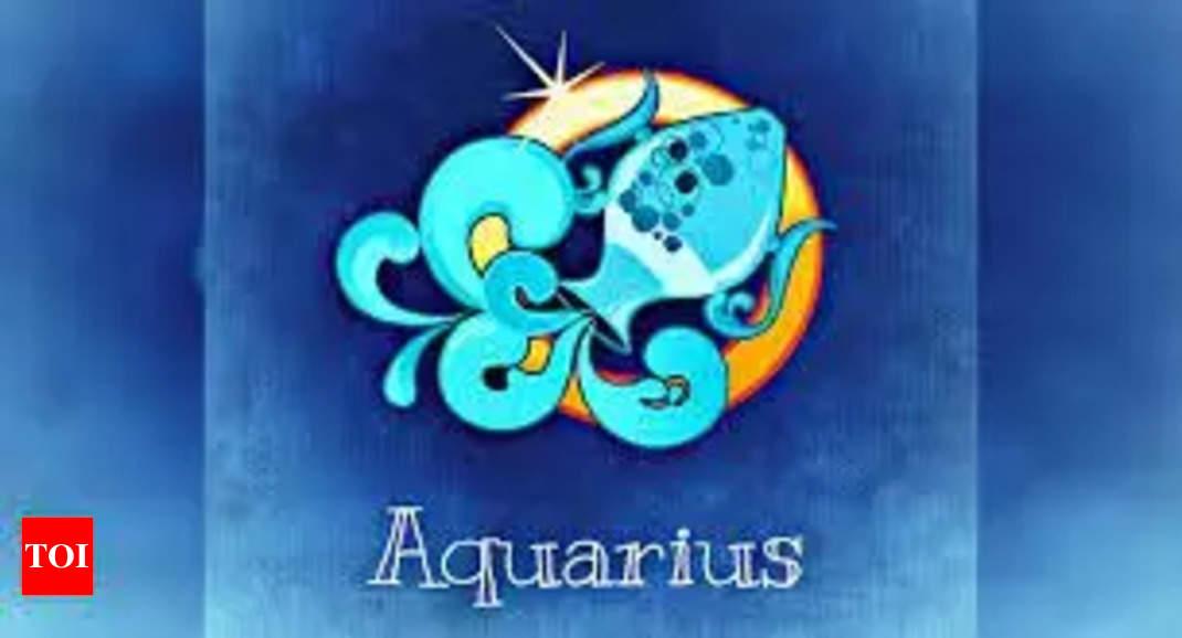 Aquarius Monthly Horoscope October 2021