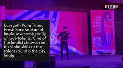 This finalist's musical performance was a show stealer