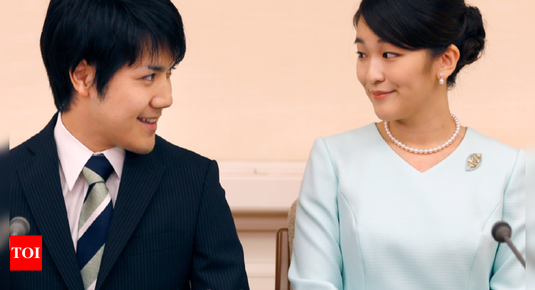 , Japan's Princess Mako to marry her commoner fiance this month, The World Live Breaking News Coverage & Updates IN ENGLISH