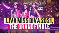 LIVA Miss Diva 2021, Grand Finale