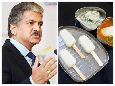 Anand Mahindra's idli on a stick tweet goes viral, internet reacts