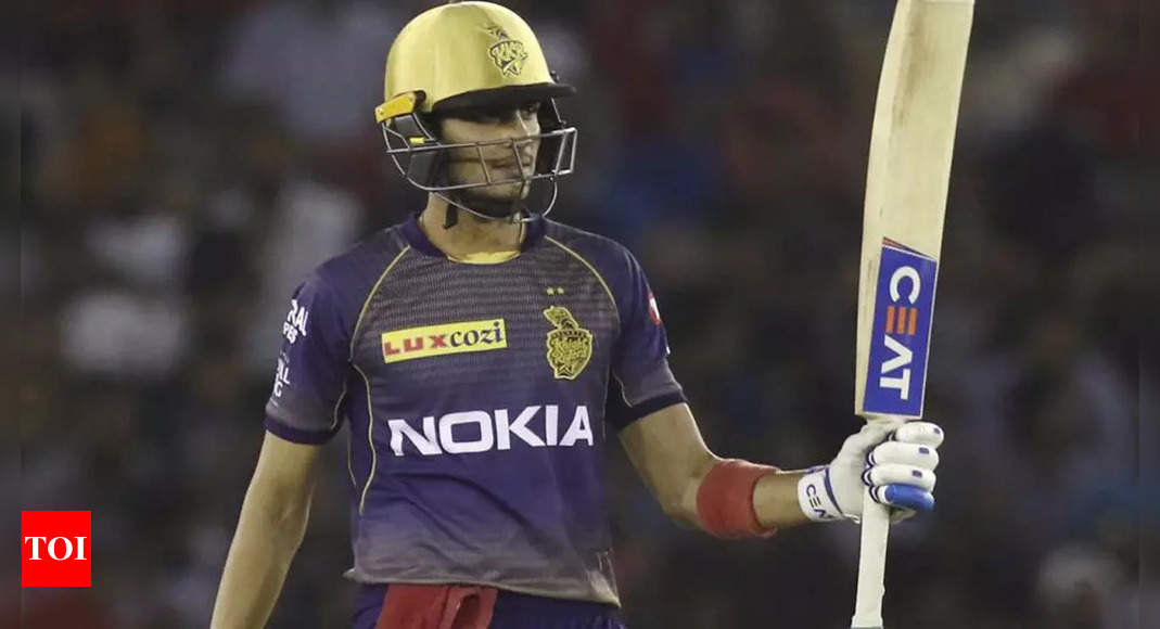 IPL 2021: Shubman Gill just a match away from big score, believes Lara   Cricket News – Times of India