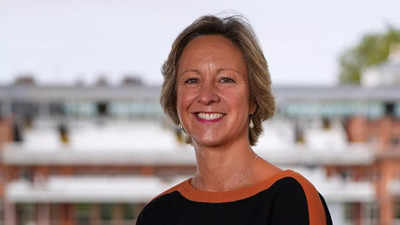 Clare Connor takes charge as MCC's first female president
