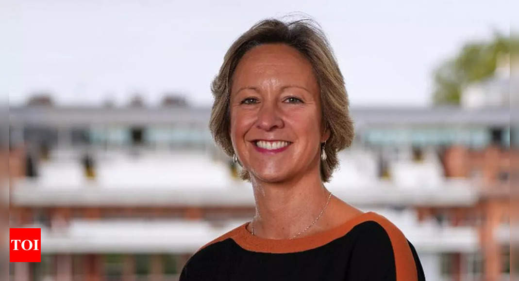 Clare Connor takes charge as MCC's first female president   Cricket News – Times of India