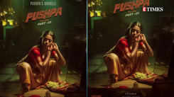 Rashmika Mandanna is rustic and broody in her 'Pushpa' first-look