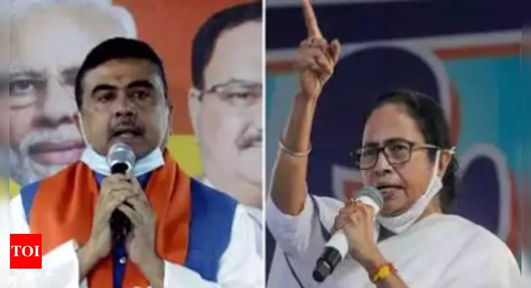 BJP's Suvendu Adhikari lashes out at Mamata Banerjee's govt for delaying relief work in flood-affected areas