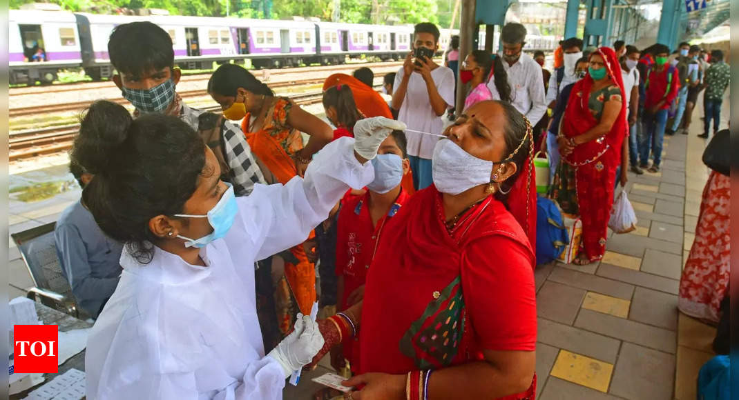 Covid-19: India tally under 24k as Kerala cases fall again after 1-day spike