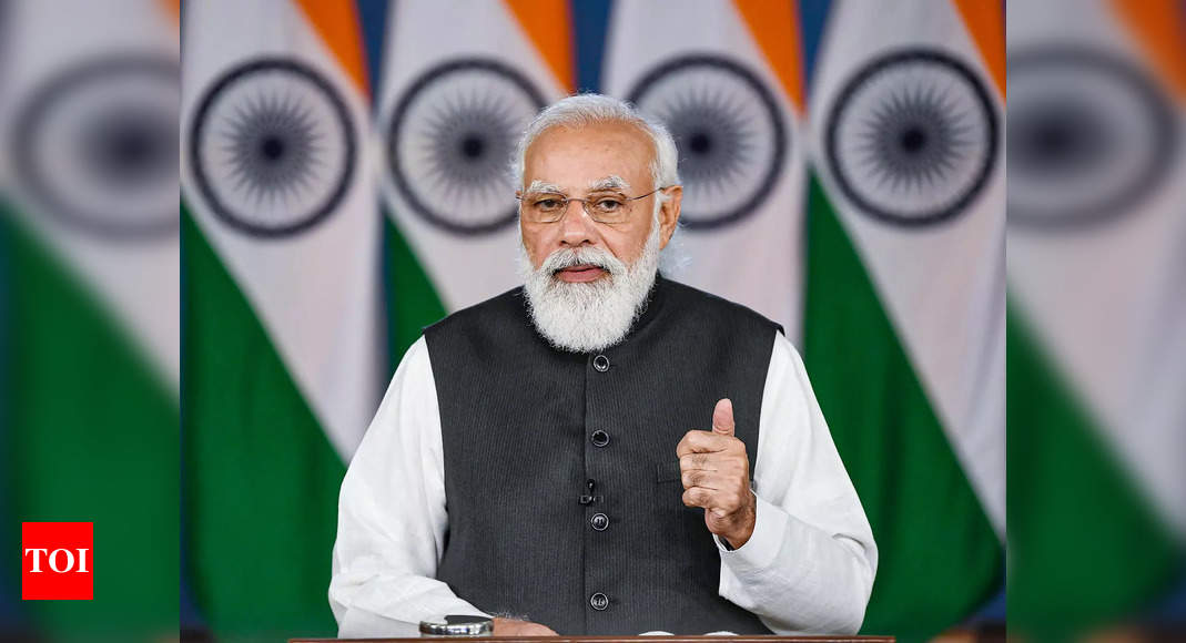 Jal Jeevan Mission empowering women by saving their time, efforts used to fetch drinking water: PM Modi