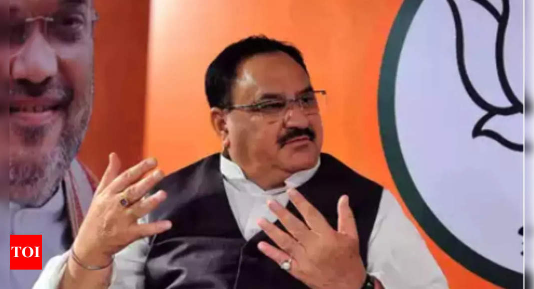 BJP workers across India to visit khadi stores from October 2 to 7: JP Nadda