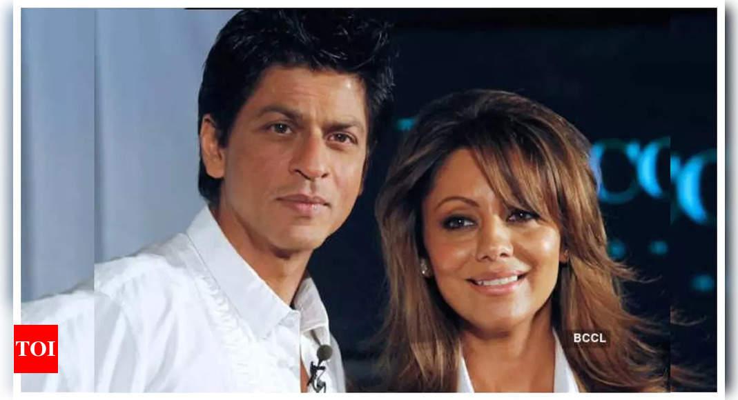 Throwback: When SRK thought Gauri will die