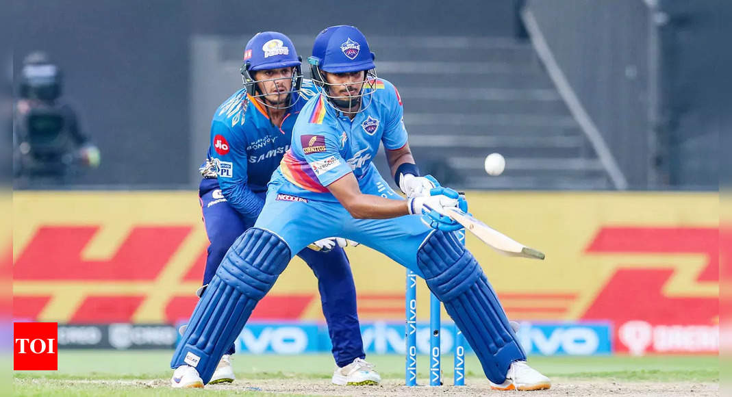 , IPL: DC beat MI by 4 wickets, almost assured of top-two finish, The World Live Breaking News Coverage & Updates IN ENGLISH