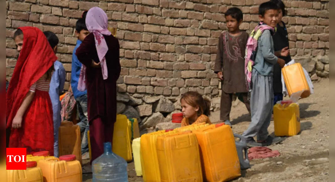 Children dying of malnutrition in Afghanistan: Officials