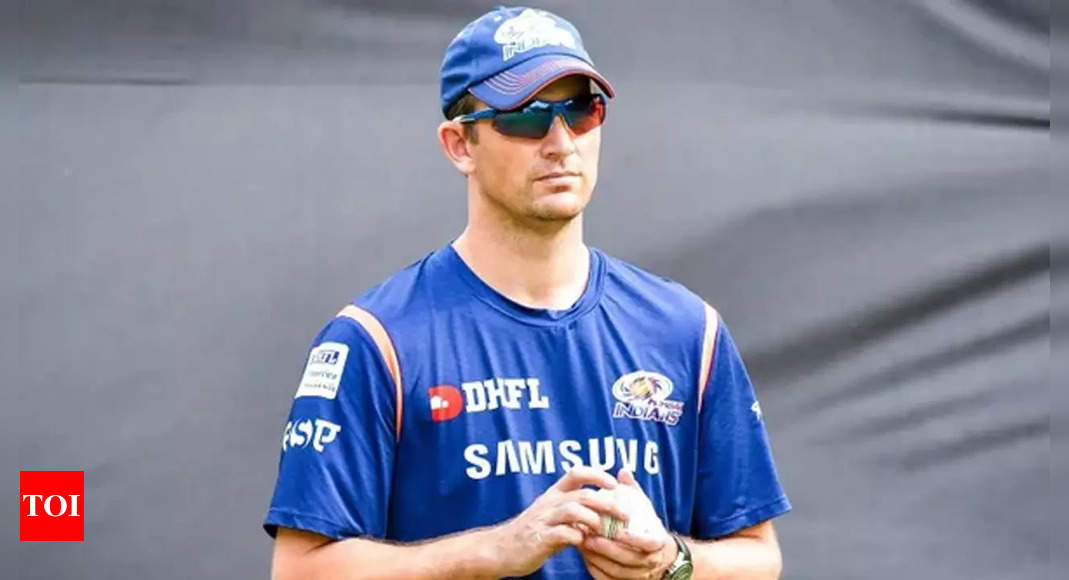 IPL 2021: We are still in competition, says MI bowling coach Shane Bond | Cricket News – Times of India