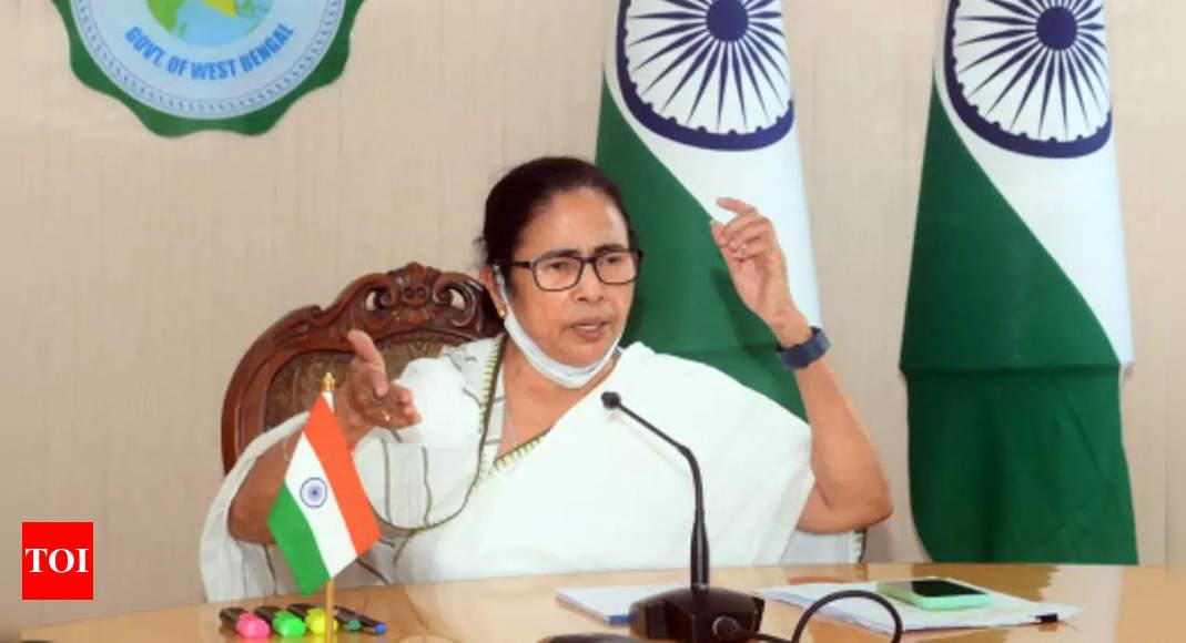 Mamata takes massive lead in Bhabanipur, TMC ahead in two Murshidabad seats