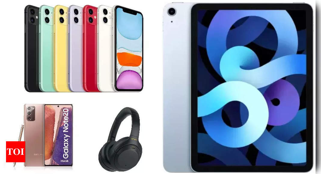 , Diwali sale on Amazon and Flipkart: Offers on smartphones, laptops, headphones and other devices you can get, The World Live Breaking News Coverage & Updates IN ENGLISH