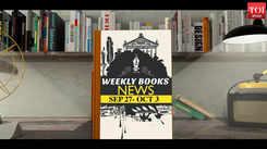 Weekly Books News (September 27 - Oct 3)