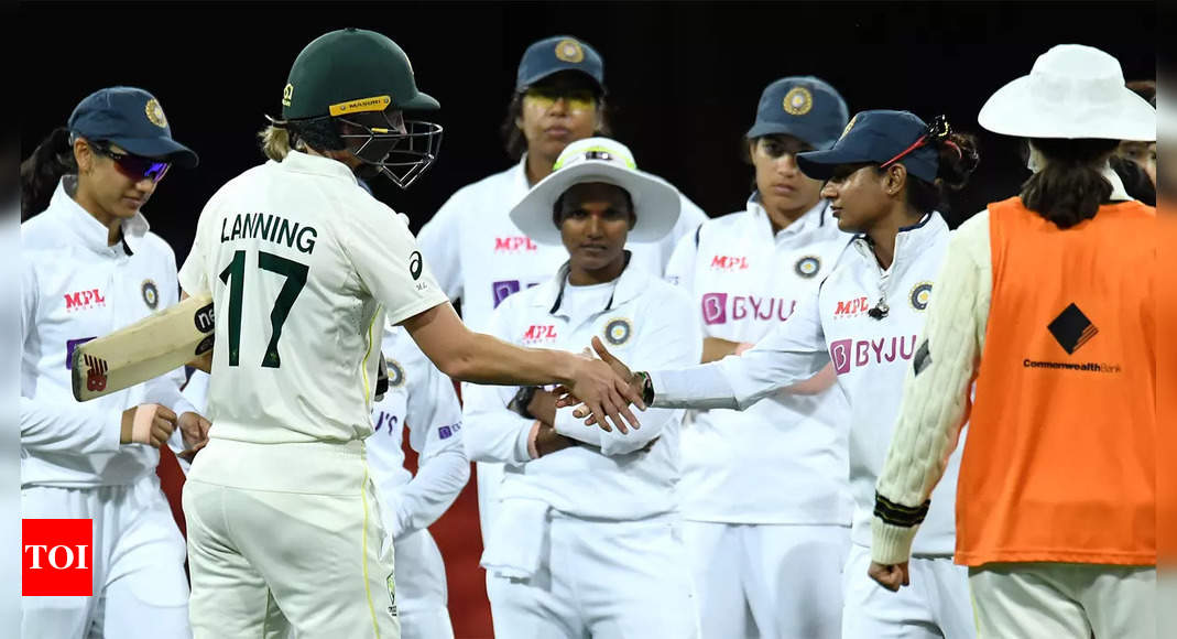 It was a mixed feeling: Mithali Raj on playing first pink-ball Test   Cricket News – Times of India