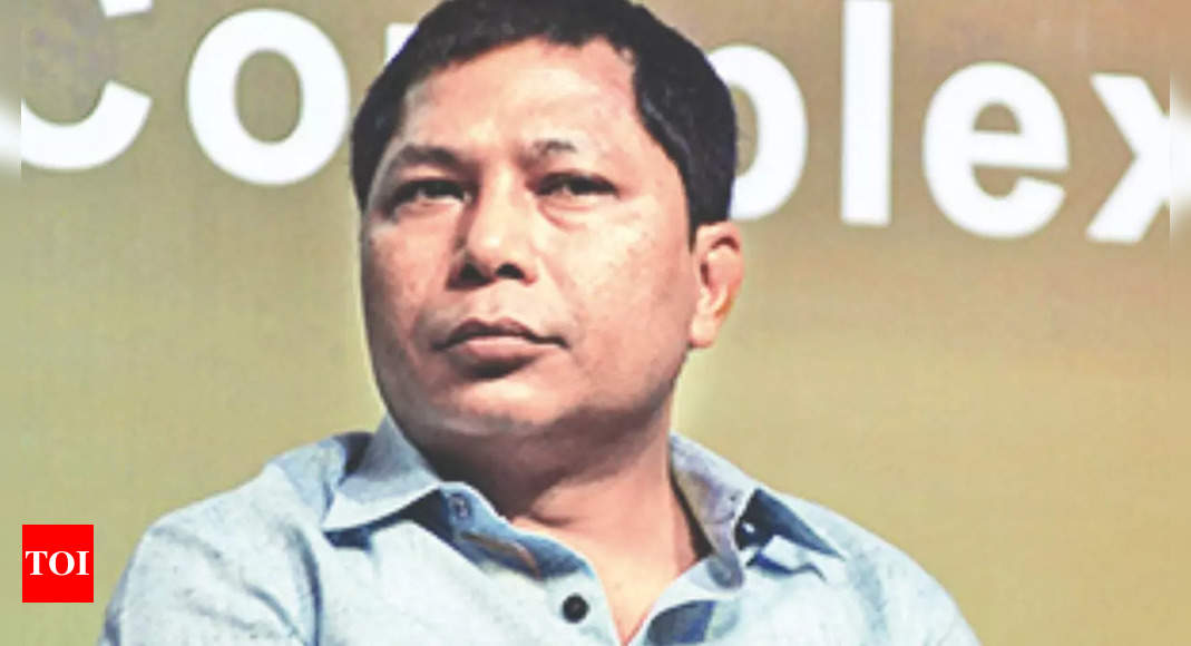 Ex-Meghalaya chief minister adds to Congress's list of woes