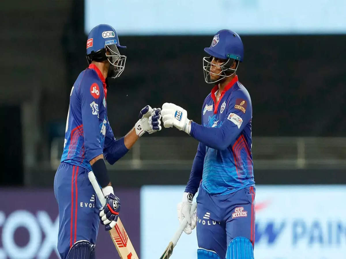 DC vs CSK, IPL 2021 Highlights: Delhi Capitals beat Chennai Super Kings by  3 wickets in last-over thriller - The Times of India