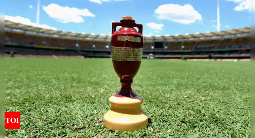 England to decide on Ashes tour this week | Cricket News – Times of India