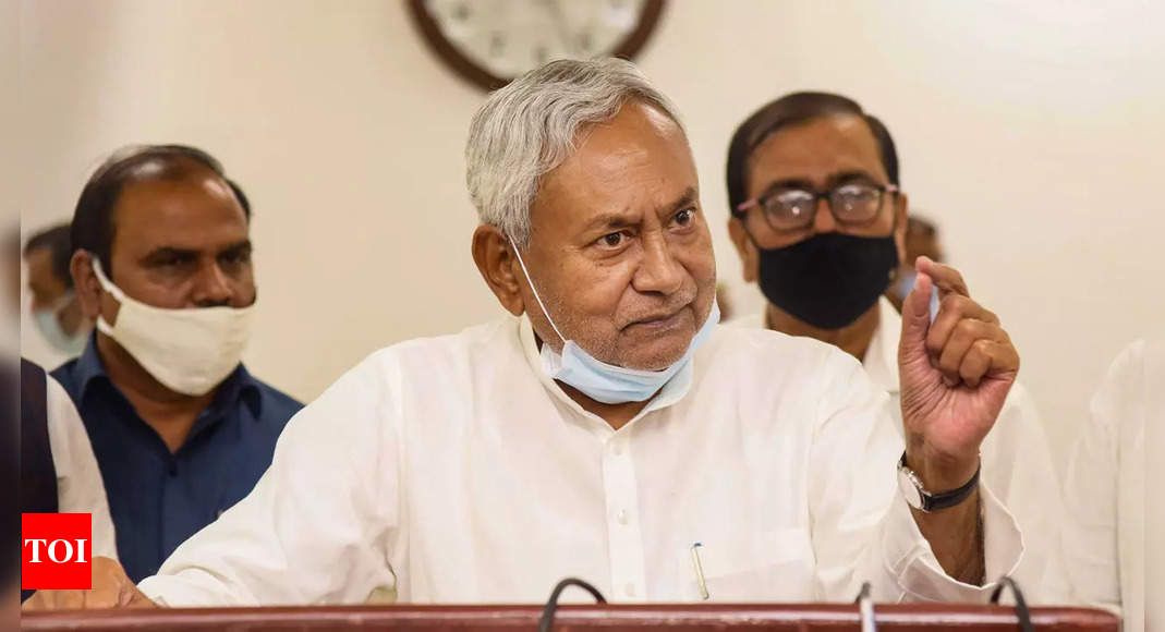 Nitish Kumar questions NITI Aayog's assessment system, says Bihar can't be compared with richest Maharashtra