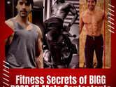 Fitness secrets of Big boss 15 male contestants