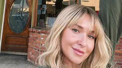 Hayden Panettiere is back on Instagram with a new hair