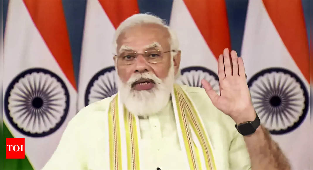 India is turning digital, says PM Modi as country makes digital payment transactions over Rs 6 lakh crore every month