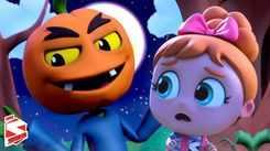 English Nursery Rhymes: Kids Video Song in English 'Ha Ha Its Halloween Night'