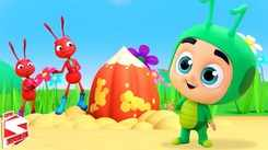 Check Out Popular Kids Song and English Nursery Story 'The Ants and The Grasshopper' for Kids - Check out Children's Nursery Rhymes, Baby Songs, Fairy Tales In English