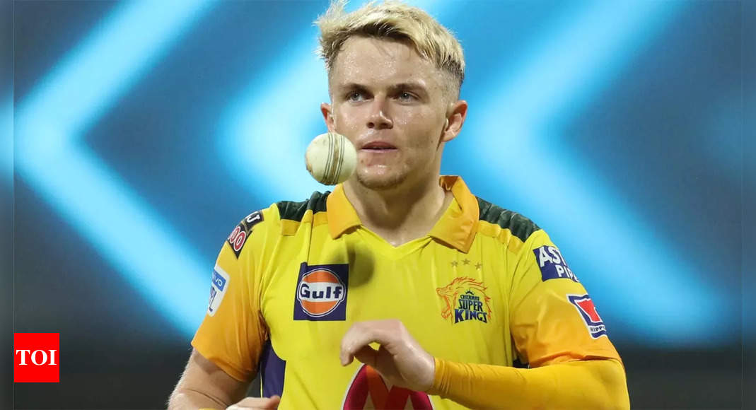 IPL 2021: I'll be back stronger, says injured CSK all-rounder Sam Curran | Cricket News – Times of India