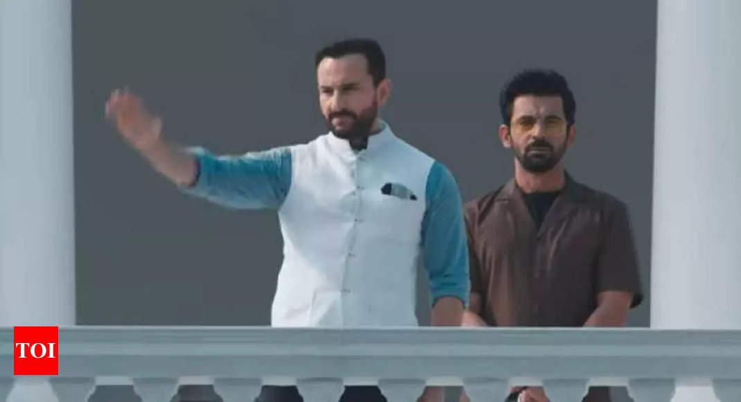 Saif: Mom got all the money from Tandav shoot