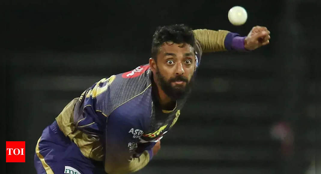 With T20 World Cup approaching, Varun Chakravarthy's dodgy knees are BCCI medical team's biggest headache | Cricket News – Times of India