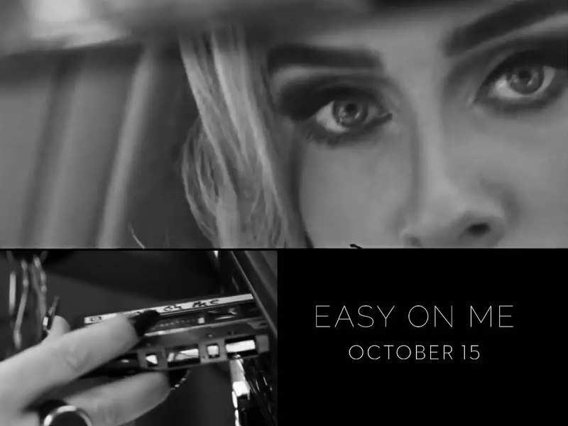 Pic: Adele Twitter