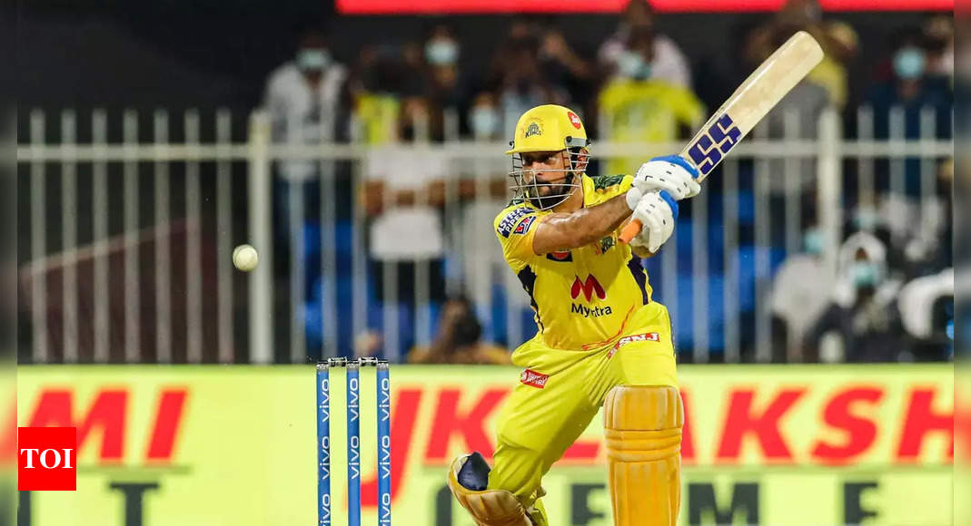 MS Dhoni all but confirms he won't retire after this IPL season | Cricket News – Times of India