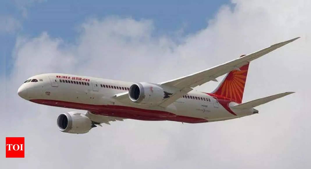 frankfurt:   Baby born on London-Kochi AI flight; aircraft being diverted to Frankfurt for medical care of mom & newborn | India News – Times of India