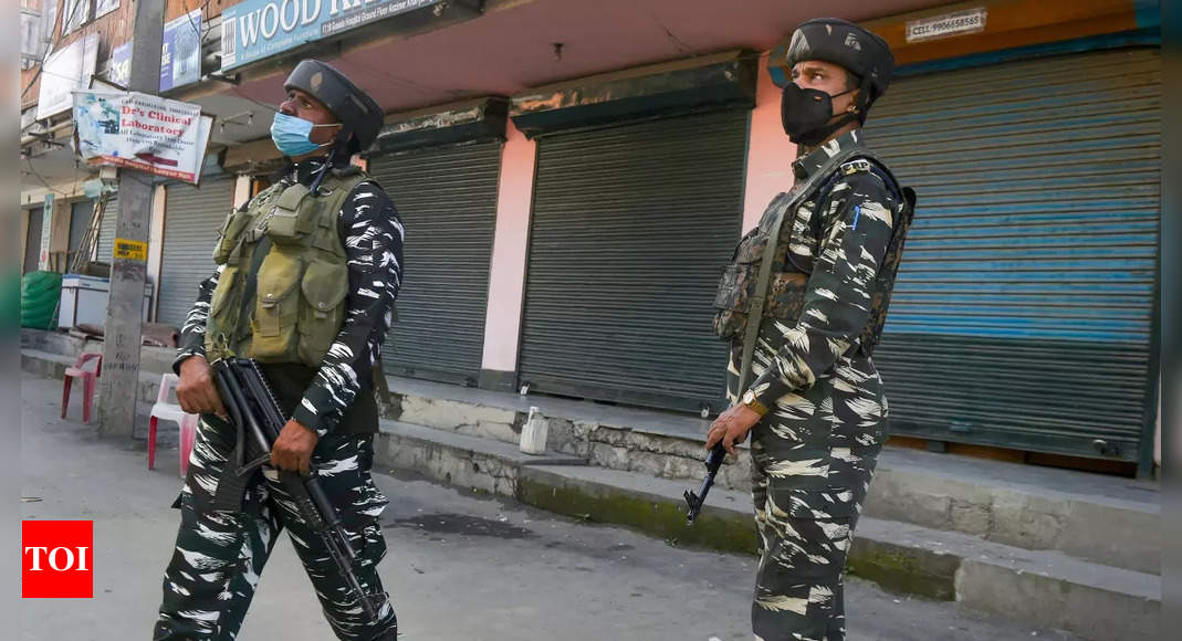 , Jammu and Kashmir: Three civilians shot dead within hours, The World Live Breaking News Coverage & Updates IN ENGLISH