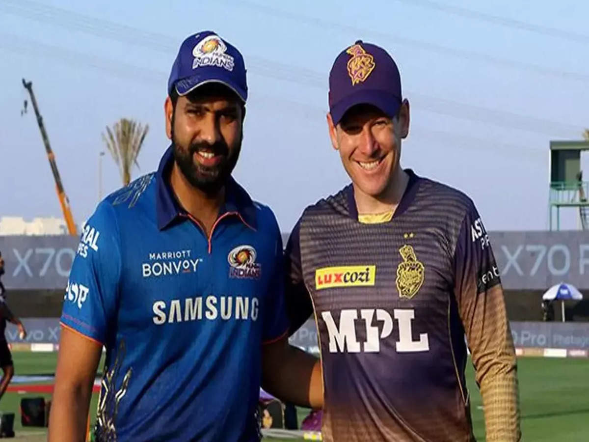 IPL 2021: Race for fourth playoff spot now realistically between KKR and MI  - All possibilities in 5 points   Cricket News - Times of India