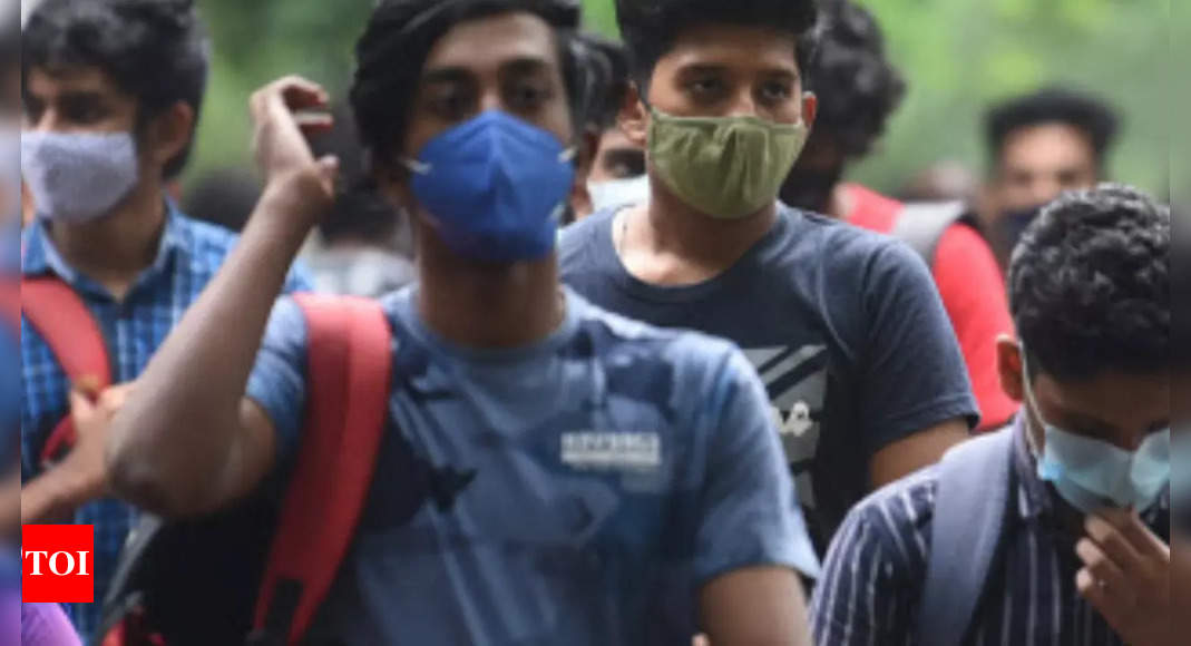 14% of adolescents getting the pandemic blues: Poll
