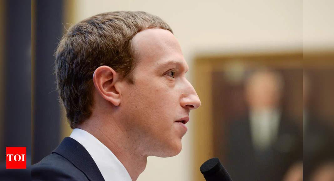 Zuckerberg says claim FB put profits over safety 'just not true'