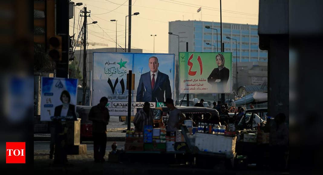 Sunday's vote in Iraq clouded by a disillusioned electorate